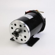 800W 36V DC brushed motor , Electric scooter motors fit on EVO scooter