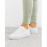 adidas Originals Sleek trainers in white - female - White - Size: 8