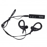 Casti stereo bluetooth ST-005, 3.5 mm, 10 m