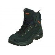 Lowa Renegade GTX Mid - navy , orange - Size: 8.5