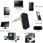 ER Receptor De Audio Bluetooth TS-BT35A08-Negro.