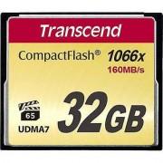 Transcend CompactFlash tarjeta 32 GB Ultimate x 1066