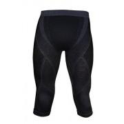 Spodnie termoaktywne męskie 3/4 SP10130 (czarny)