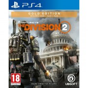 The Division 2 Gold Edition PS4 Game