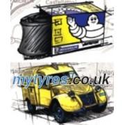 Michelin Collection Tubes CH 17/18 E RET ( 15/16x45 -17 )