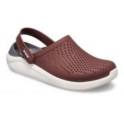 Crocs LiteRide™ Klompen Unisex Burgundy / White 48
