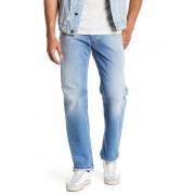 Diesel Larkee Regular Fit Straight Leg Jeans - 32 Inseam DENIM