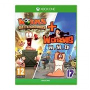 Worms Battlegrounds And Worms Wmd Double Pack Xbox One
