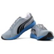 Puma Descendant Ind. Running Shoes For Men(Grey)