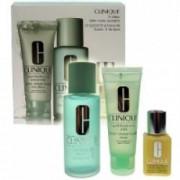 Clinique 3-Step Skin Care System Skin Type 1 (velmi suchá až suchá pleť) Sada pleťové kosmetiky