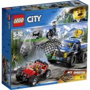 LEGO® CITY 60172 Potjerati na šljunkovitim cestama
