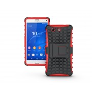 Husa Redneck Tetron Sony Xperia Z3 Compact Red