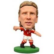 Figurina Soccerstarz Denmark Christian Poulsen