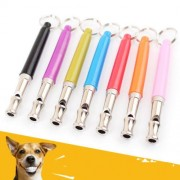 Dog Accessories UltraSonic Supersonic Sound Pitch Silent Dog Pet Puppy Command Training Whistle For Dogs