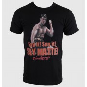 tricou cu tematică de film bărbați KRVAVÝ SPORT - Say Matte - AMERICAN CLASSICS - AC - BS522