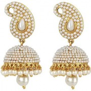 Penny Jewel Alloy Elegant Fashion Designer Hanging Jhumka Jhumki Earring Set For Women Girls
