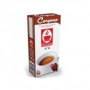 Capsule cafea TIZIANO BONINI corposo, compatibile NESPRESSO, 10 buc.