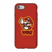 Nintendo Super Mario Mario Kanji Telefoonhoesje - iPhone 7 - Tough case - mat