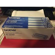 Rouleaux de recharge Brother PC-304RF pour fax