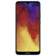 Huawei Y6 2019 MRD-LX3 Teléfono de 6.09 pulgadas con pantalla Dewdrop, 32 GB, 2GB RAM Dual SIM 13MP+ 8MP A-GPS, huella dactilar, desbloqueado de fábrica, sin garantía EE.UU., Negro