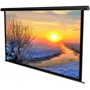 Ecran de proiectie Sopar Lorenzo SP5180LO, Electric, 180 x 180cm, Telecomanda fara fir