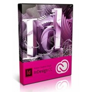 Software, Adobe InDesign CC, 1 user, 1 year (65297583BA01A12)