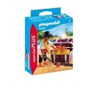 Playmobil Pirate with Treasure Chest 9358 Playmobil Special Plus Item Piratworld