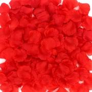 Petali rossi sintetici - confezione da 3000 pezzi