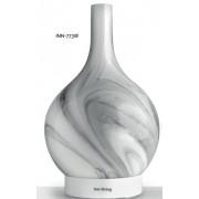 Луксозен ултразвуков арома дифузер INNOLIVING INN-773W - цвят бял мрамор