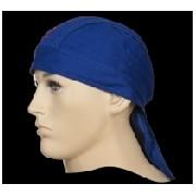 23-3612 Fire Fox™ bandana sudură, bumbac ignifug albastru