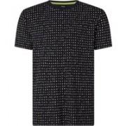 HUGO BOSS Tepol T-shirt van piqué katoen met print