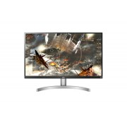 "Monitor IPS, LG 27"", 27UK600-W, LED, sRGB 99%, 5ms, 5Mln:1, HDMI/DP, UHD 4K"