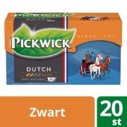Pickwick Dutch zwarte thee