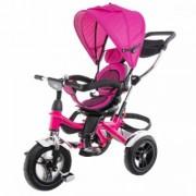 Tricicleta cu Sezut Reversibil Pentru Copii T307 - Roz