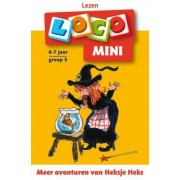 Loco Mini Loco - Meer Avonturen van Heksje Heks (AVI M3/E3 6-7 jaar)