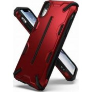 Husa Ringke Dual X iPhone XR Rosu