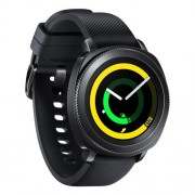 Samsung Samsung Galaxy Gear Sport Bk Blt Hrm 5Atm Tizen