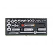 PROXXON Steeksleutelset 3/8 inch (24-dlg.) PROXXON /