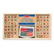 Melissa & Doug - 13557 - Loisir Créatif - Alphabet Stamp Set