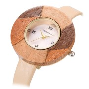 Big Dial Stylish Wooden Watches