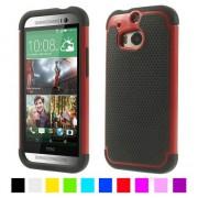 HTC One M8 Удароустойчив Калъф и Протектор