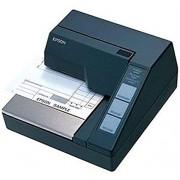 Epson C31C163292 TM-U295 Slip Printer Serial Interface Impact Slip Printer - Requires PS-180 - Color Dark Grey