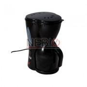 Filtru de cafea Victronic, 900 W, 10 Cesti, Negru