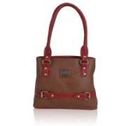 Jacy London Girls Brown, Maroon Shoulder Bag