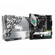 ASRock Main Board Desktop B550M STEEL LEGEND 90-MXBCU0-A0UAYZ