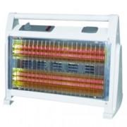 Кварцова печка Sapir SP 1972 KFW, 2 степени, овлажнява въздуха, вентилатор, 2000W, бяла