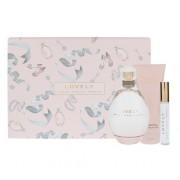 Sarah Jessica Parker Lovely 100Ml Edp 100 Ml + Body Lotion 200 Ml + Edp 10 Ml Per Donna (Eau De Parfum)