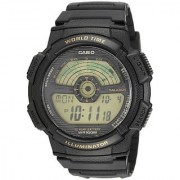 Casio Youth Grey Dial Mens Watch - Ae-1100W-1Bvdf (D086)