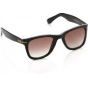 Miami Blues Wayfarer Sunglasses(Brown)