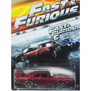 Hot Wheels Fast & Furious 69 Dodge Charger Daytona 01/08 Rare Movie Car Diecast Fast & Furious 6